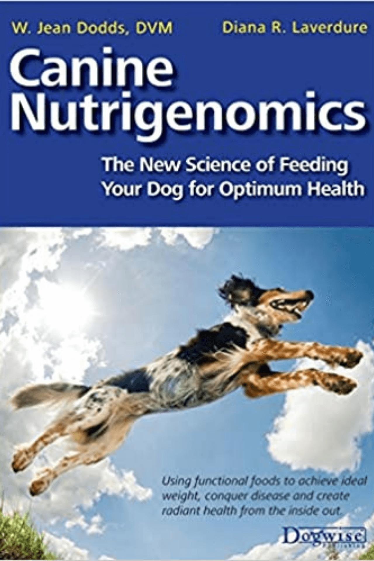 Book Cover: Canine Nutrigenomics